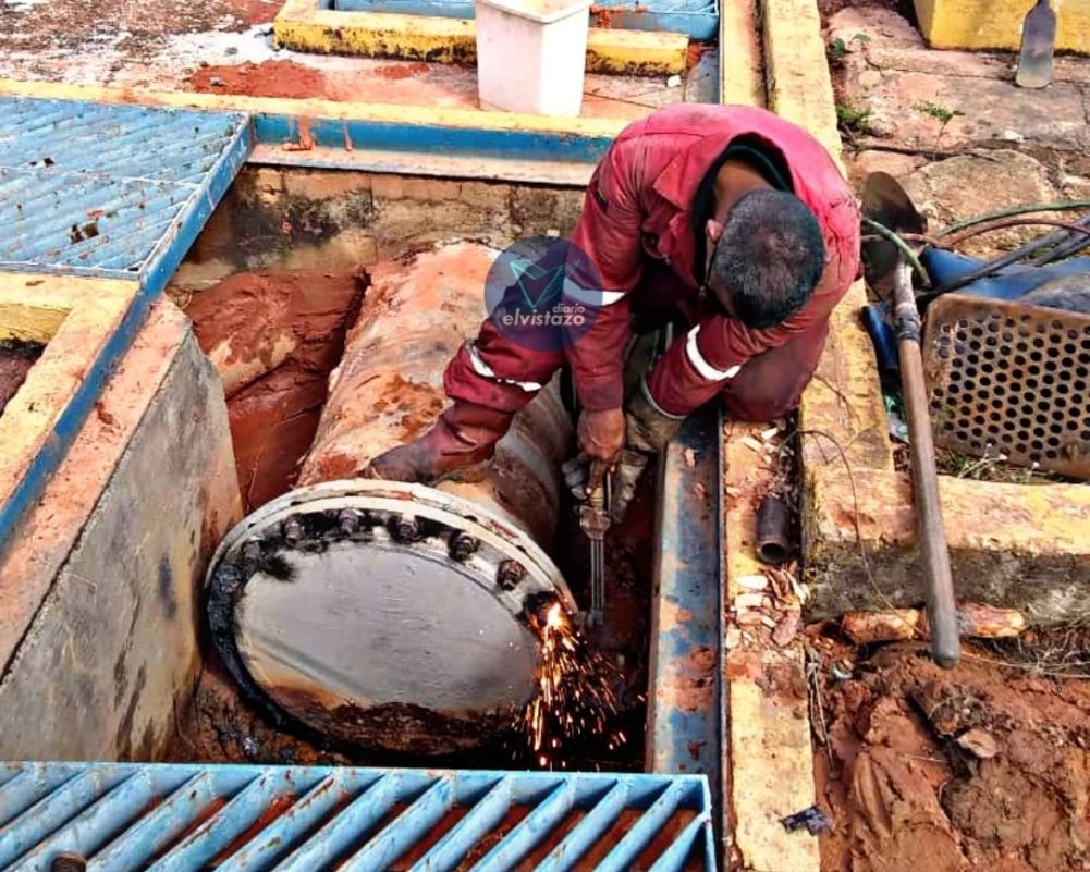 Reparación en Planta Las Mercedes se extiende por los menos un día más