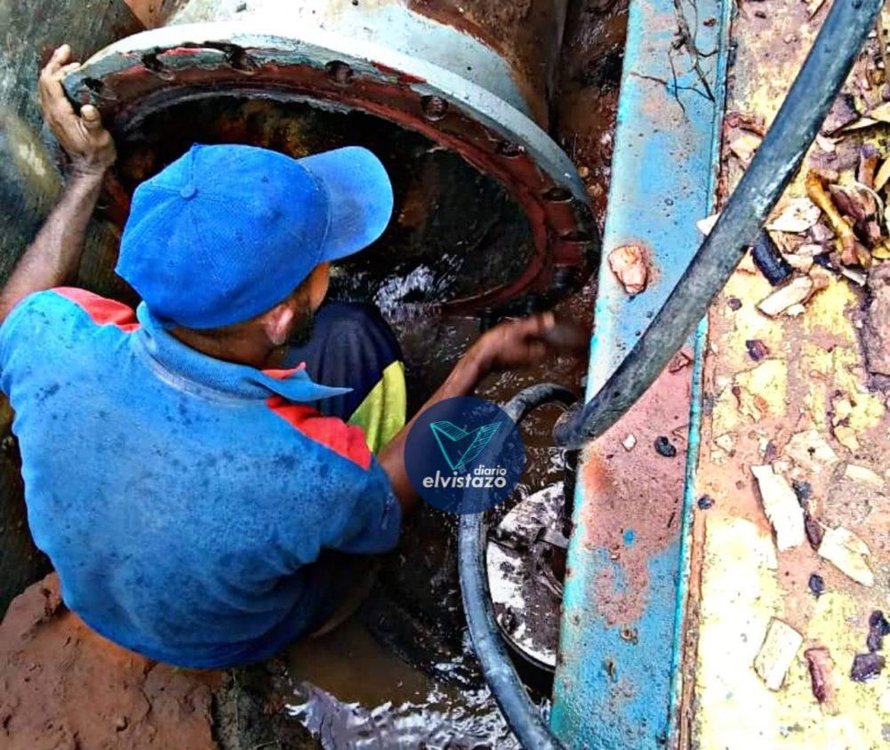 Hidrocaribe finaliza reparación y activa la Planta Las Mercedes