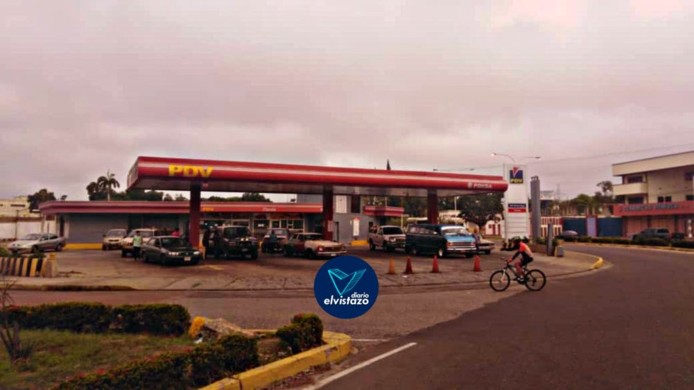 Sábado 15: Nueve estaciones de servicio de El Tigre recibieron gasolina temprano
