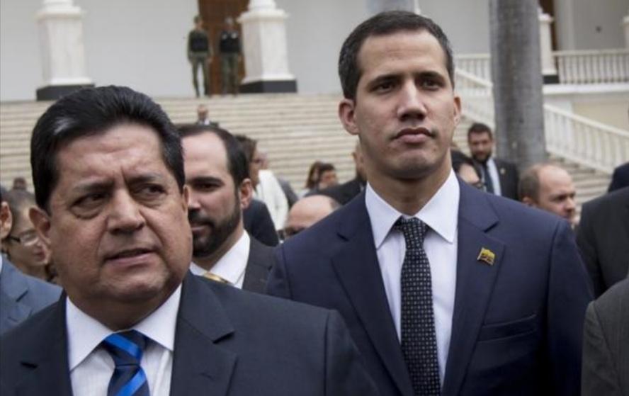 Vicepresidente del Parlamento de Venezuela inicia huelga de hambre en prisión
