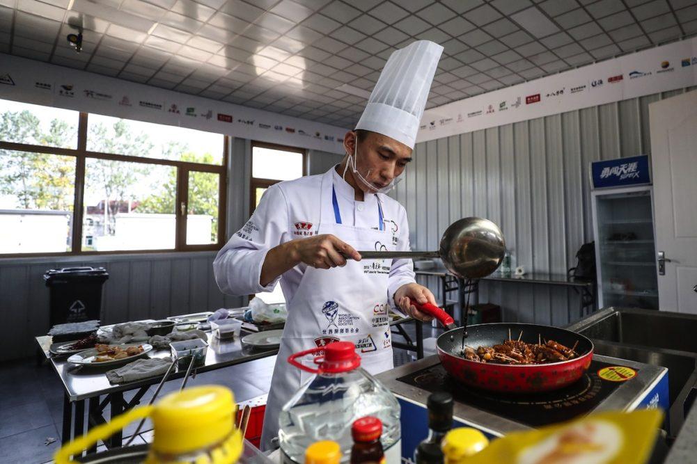 FOTOS: Campeonato Mundial de Cocina China