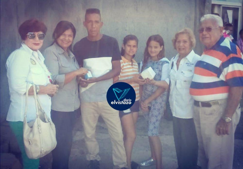 Rotary Guanipa colabora con insumos médicos en diversos escenarios