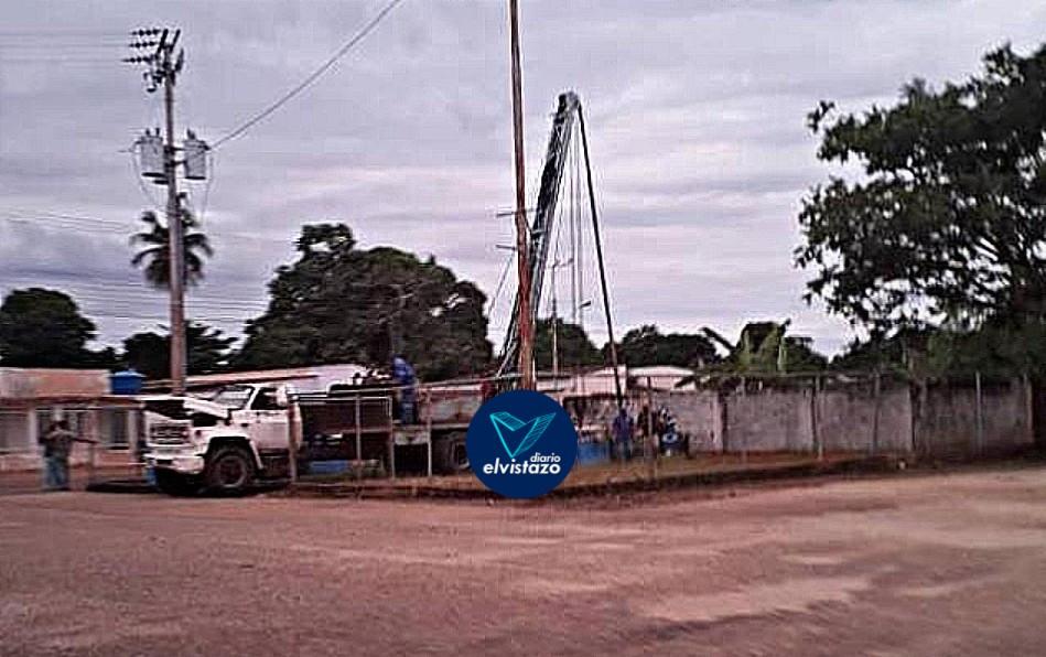 CONFIRMADO: Ya está operativo el pozo Perozo