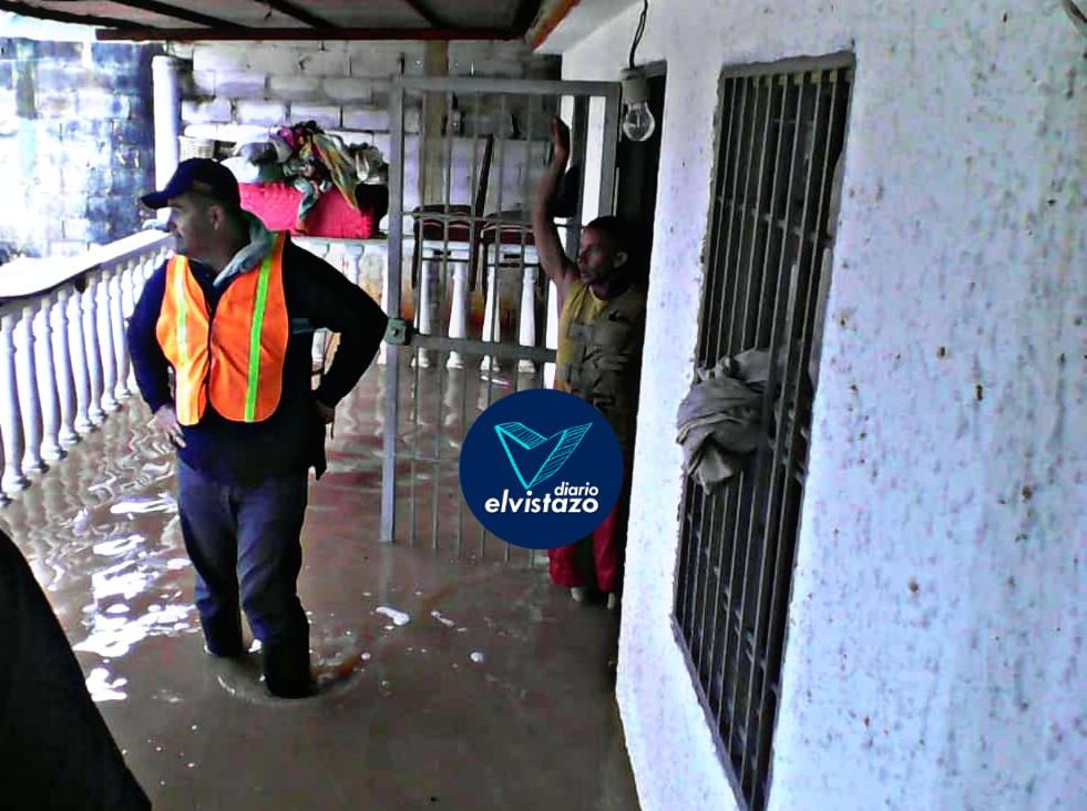 Municipio Guanipa registra 52 viviendas afectadas por la Tormenta Karen