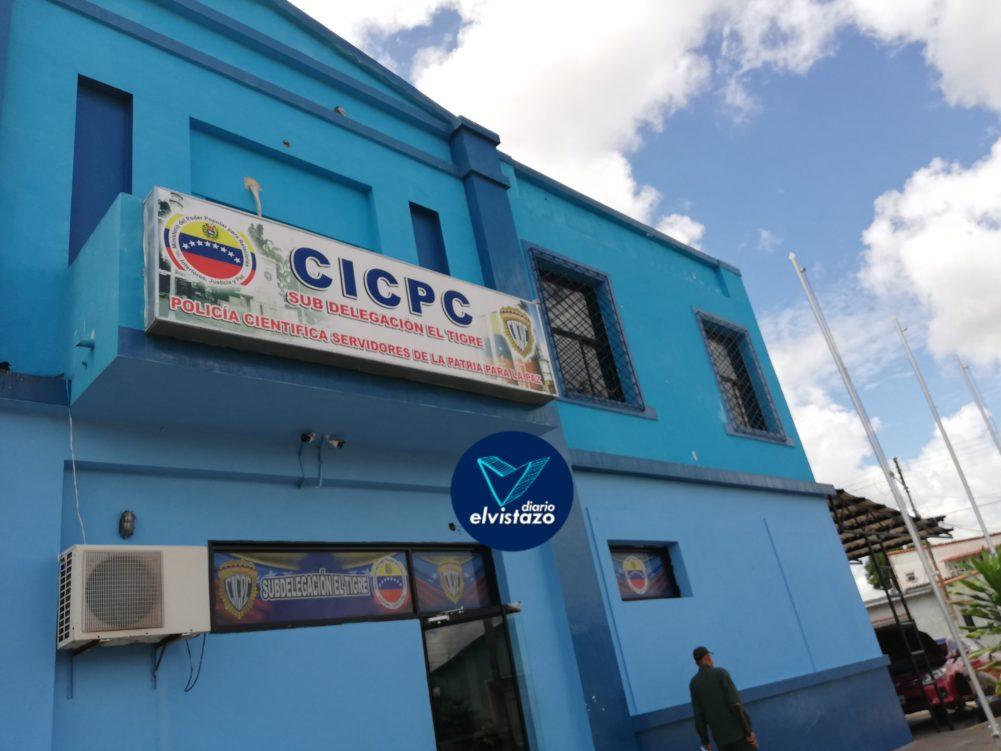 Privados de libertad dos Cicpc El Tigre por extorsión a empresa petrolera china