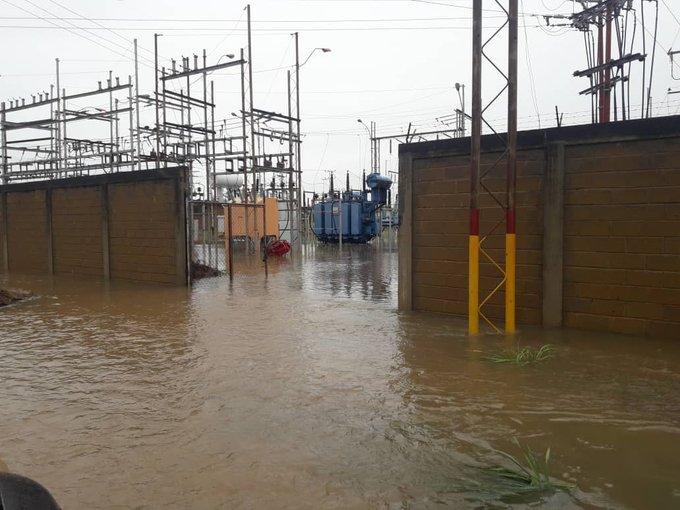 Permanecieron más de 13 horas sin servicio la Sub Estación El Esfuerzo y el circuito Intercomunal Norte