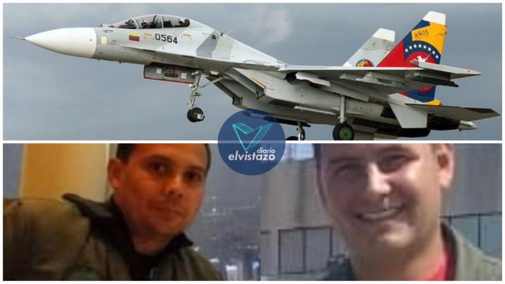 Pilotos que fallecieron en accidente de Sukhoi tenían plan de vuelo Guárico – Anzoátegui