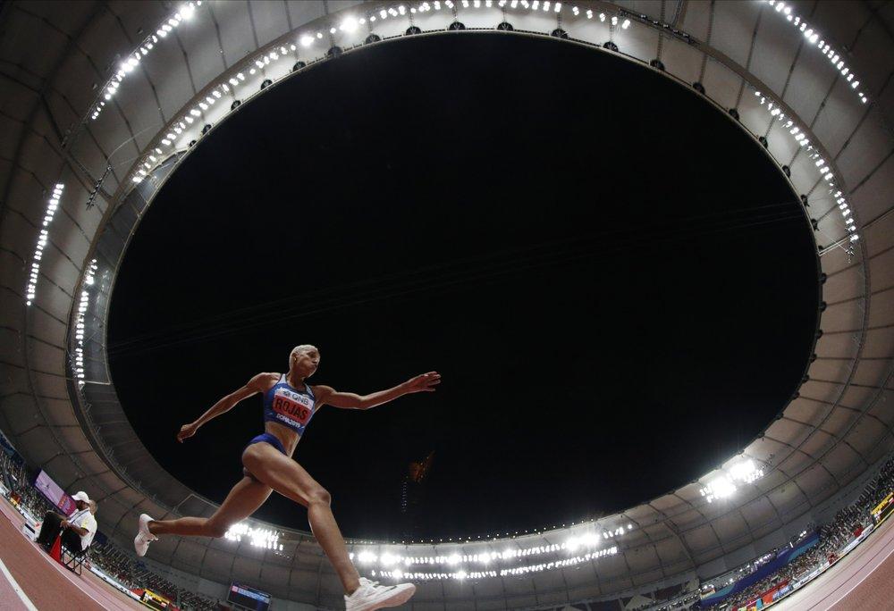 ¡Yulimar Rojas entre las 11 nominadas al premio Atleta del Año!