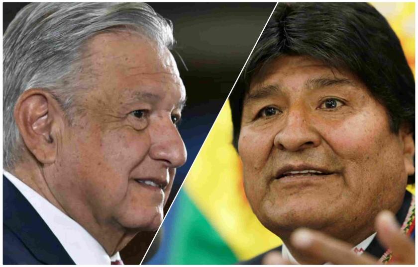 Evo Morales aceptó asilo político ofrecido por México