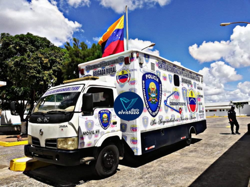 Se estrena la Brigada Rural de Polianzoátegui El Tigre - Diario El Vistazo
