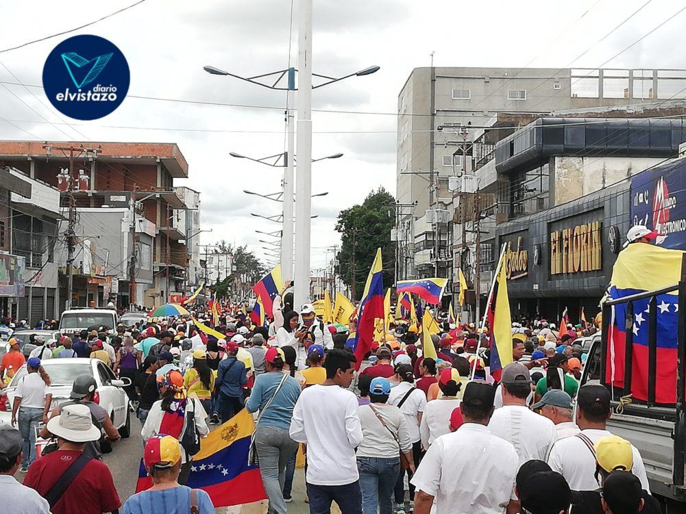Marchamos porque no nos reconocemos en Nicolás, opinión de Nilsa Varela