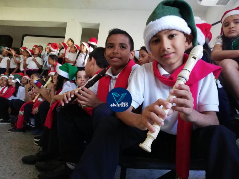 FOTOS: Gran Coro del Programa Simón Bolívar realizó gala de navidad en el Centro Social Árabe de El Tigre