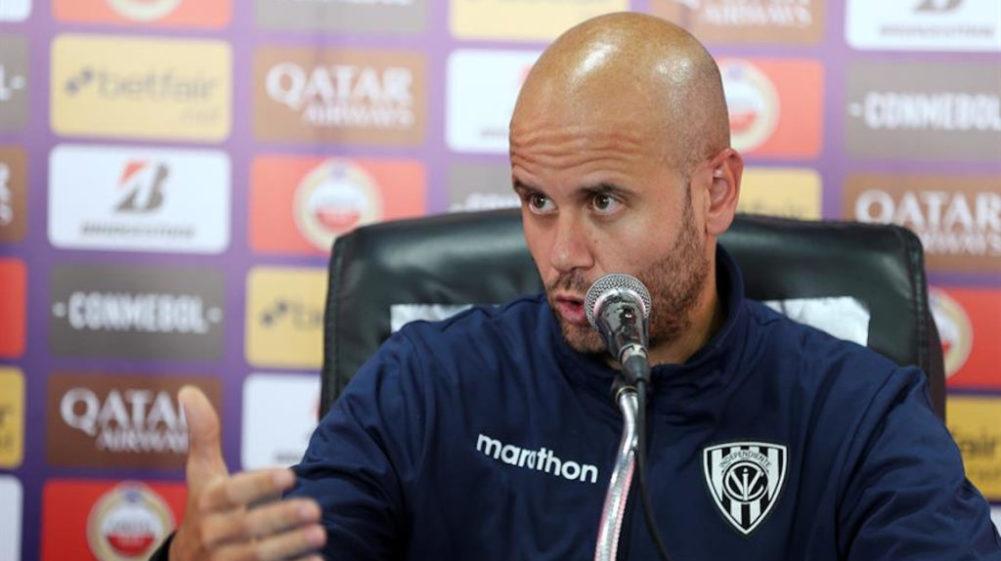 El Santos quiere al técnico español que ganó la Copa Sudamericana 2019