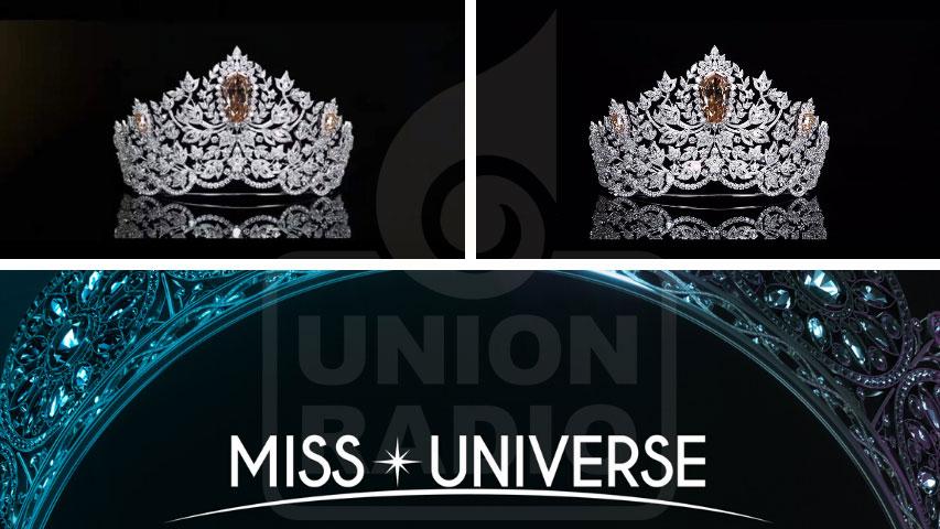 Nueva corona del Miss Universo es diseño de la casa libanesa Mouawad