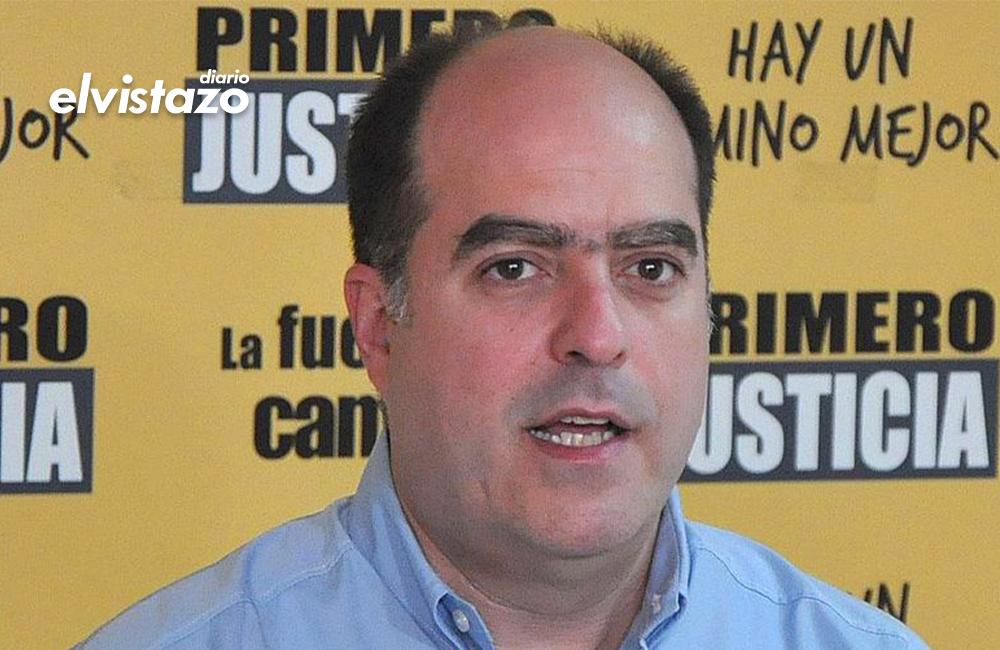 ENTREVISTA: Julio Borges asume que el comunicado de PJ busca «darle un corrientazo a Guaidó»
