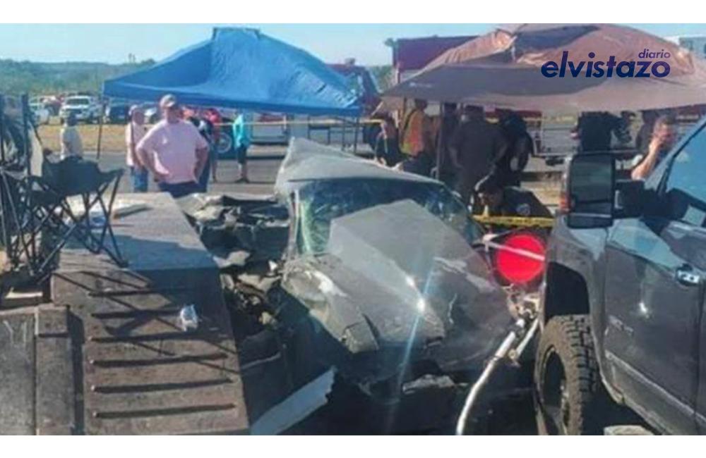 Carrera de resistencia celebrada en aeropuerto de Texas termina con dos niños muertos y ocho personas heridas