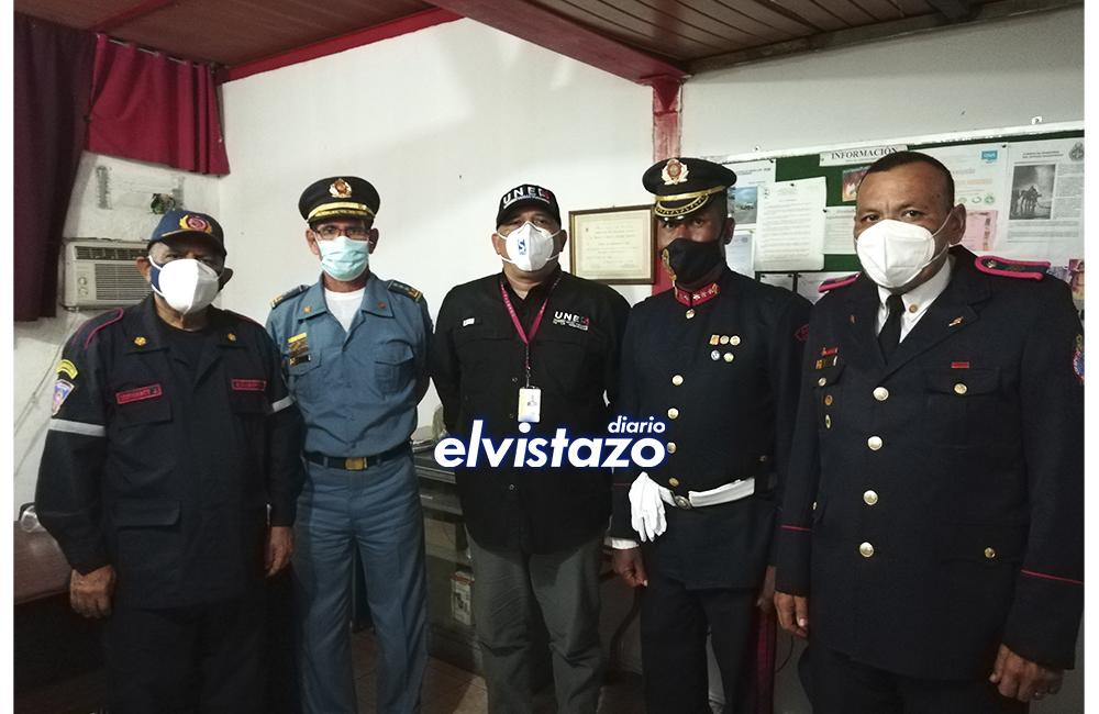 UNES habilita primera extensión de la Academia Bomberil en El Tigre