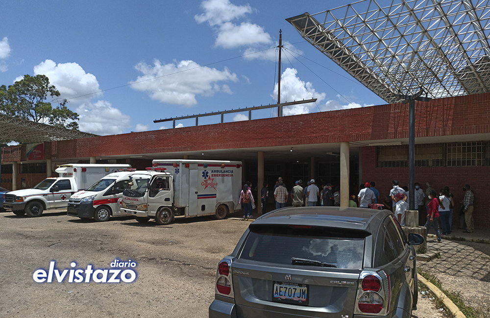 Dos hombres fueron agredidos con un machete en distintos sucesos ocurridos en Guanipa