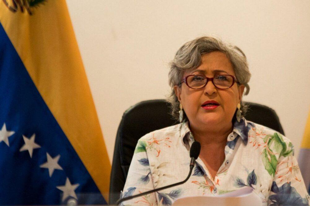 Tibisay Lucena designada nueva ministra de Educación Universitaria