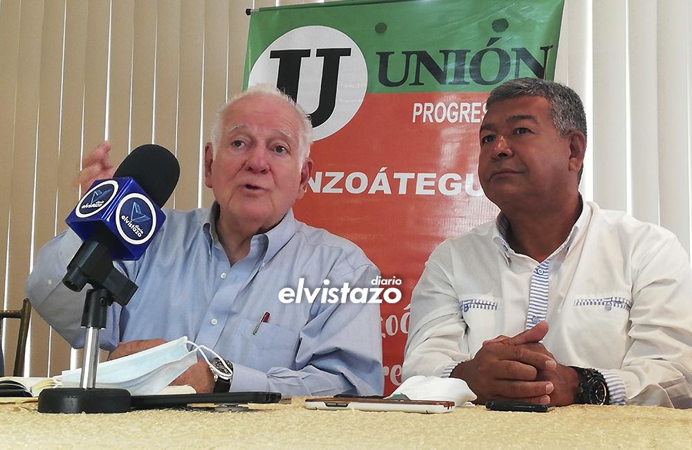 «Tito Mata tiene credenciales para ser un gran alcalde», afirma Eduardo Fernández en su visita a El Tigre