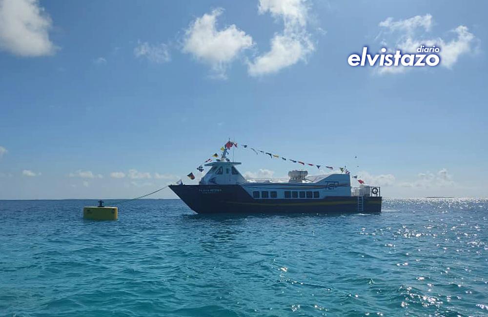 INEA inauguró ruta marítima La Guaira – Los Roques y Maracaibo – Cabimas